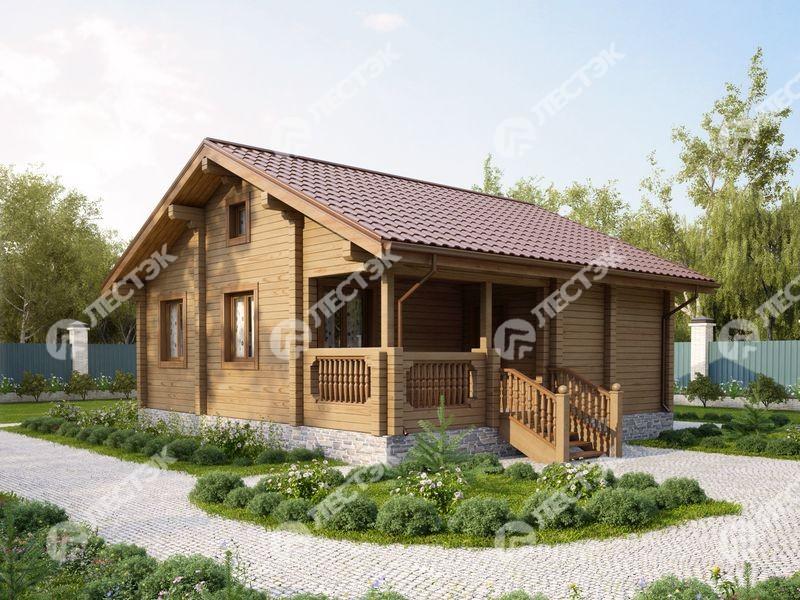 Дома из кирпича - проекты кирпичных коттеджей и домов